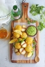 Mini-Kenya-Style-Packed-Potatoes-with-Coconut-and-Coriander-Chutney-2